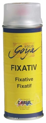 Solo Goya Fixativ-Spray